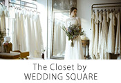 The Closet by WEDDING SQUARE